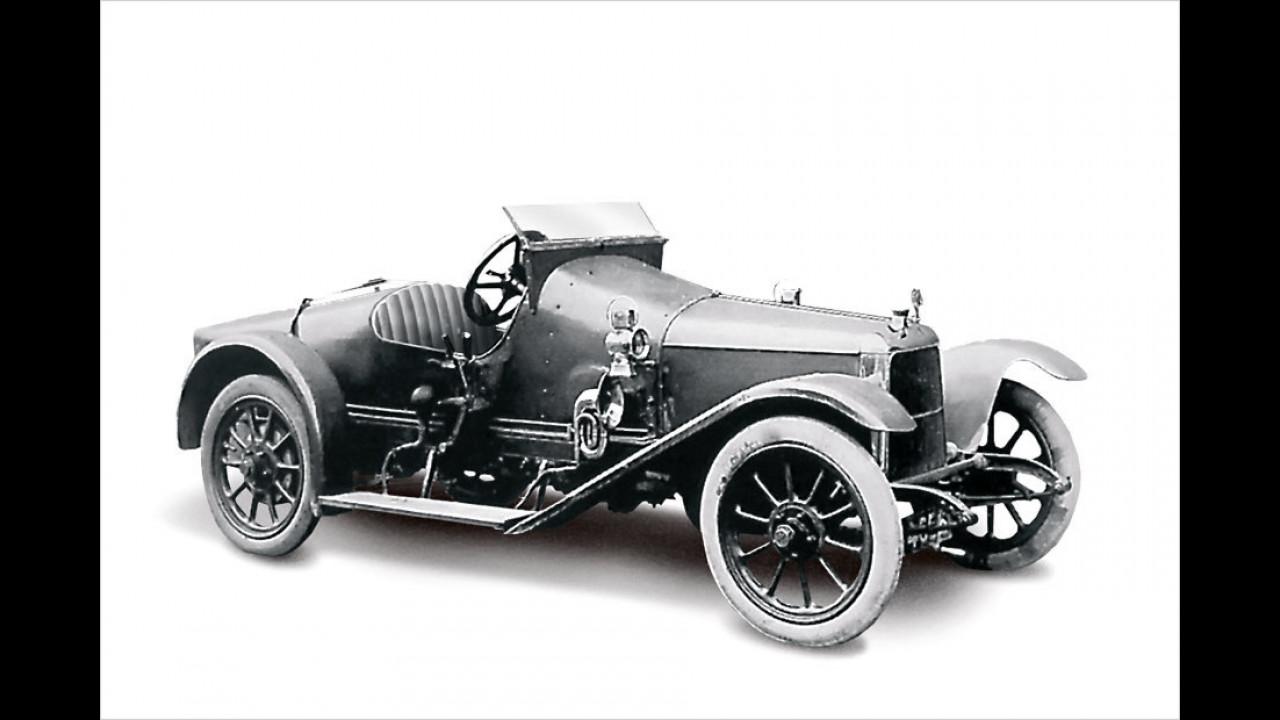 Aston Martin ,Coal Scuttle