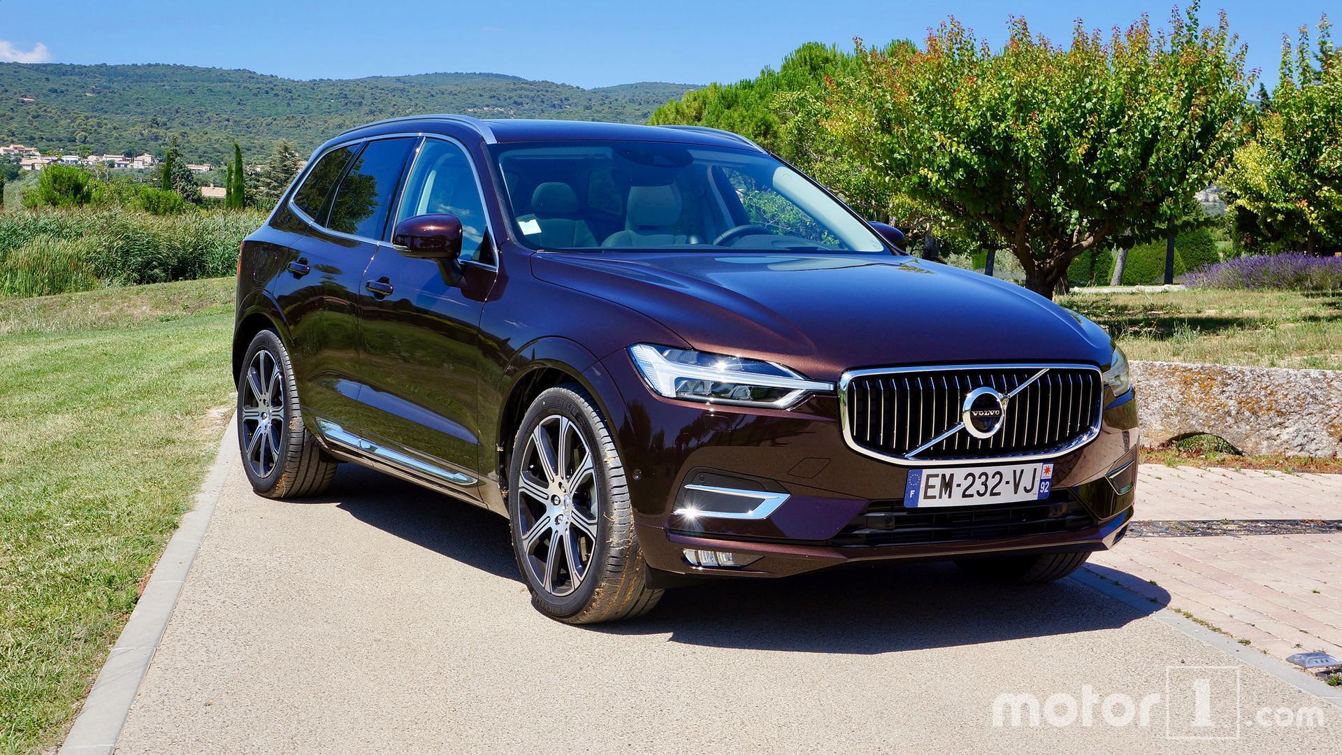 Essai Volvo Xc60 >> Essai Volvo Xc60 2017 Le Charme Scandinave