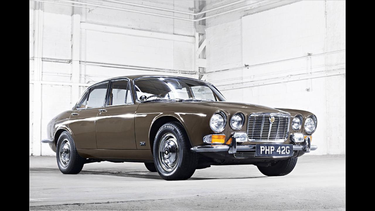 Jaguar XJ 6 (Serie I)
