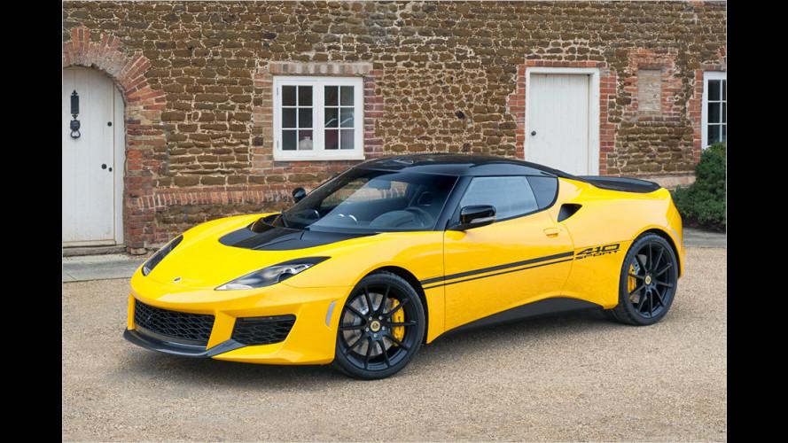 Lotus Evora Sport 410 mit Kompressor-V6