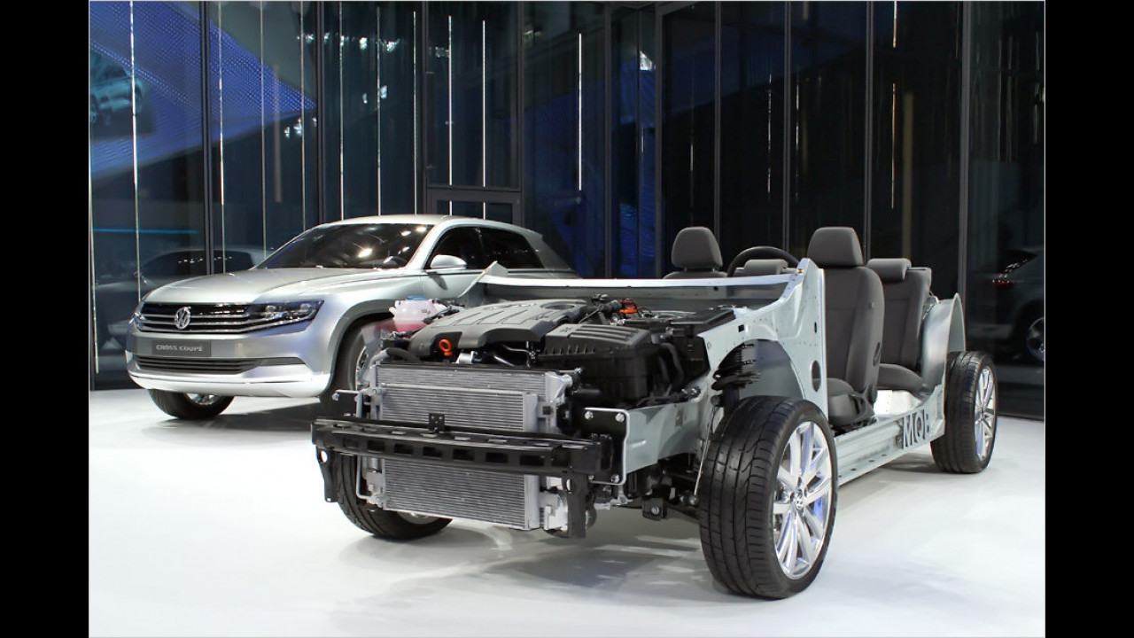 MQB: VWs Revolution