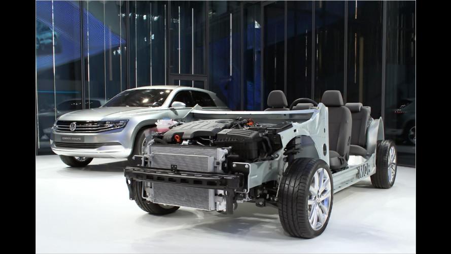 MQB: Revolution mit VWs Modularem Querbaukasten