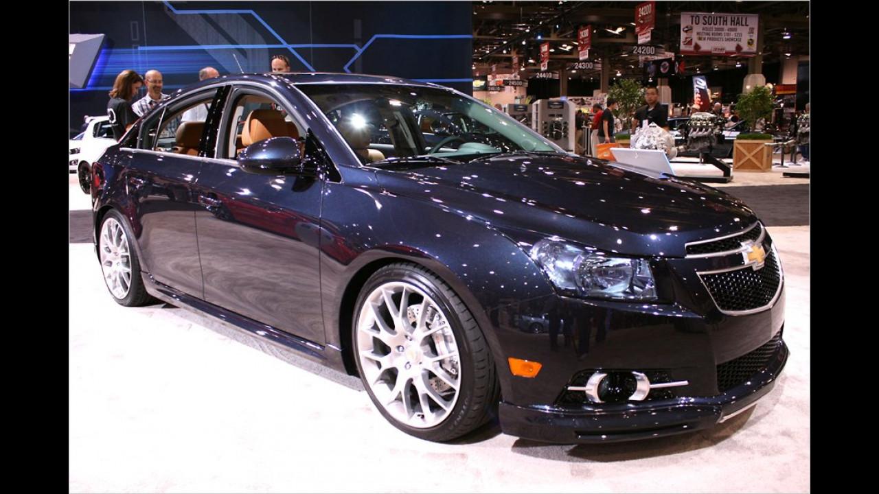 Chevrolet Cruze Dusk Concept