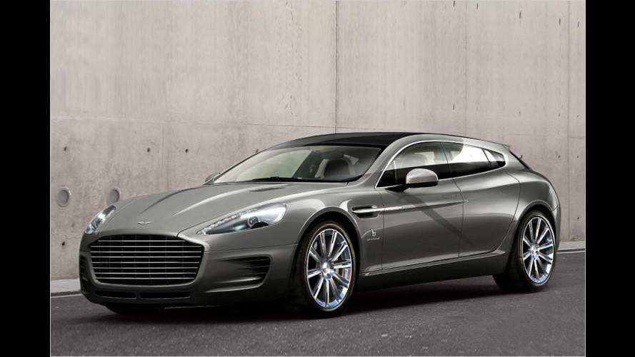 Aston Martin Rapide Bertone: Edel-Laster