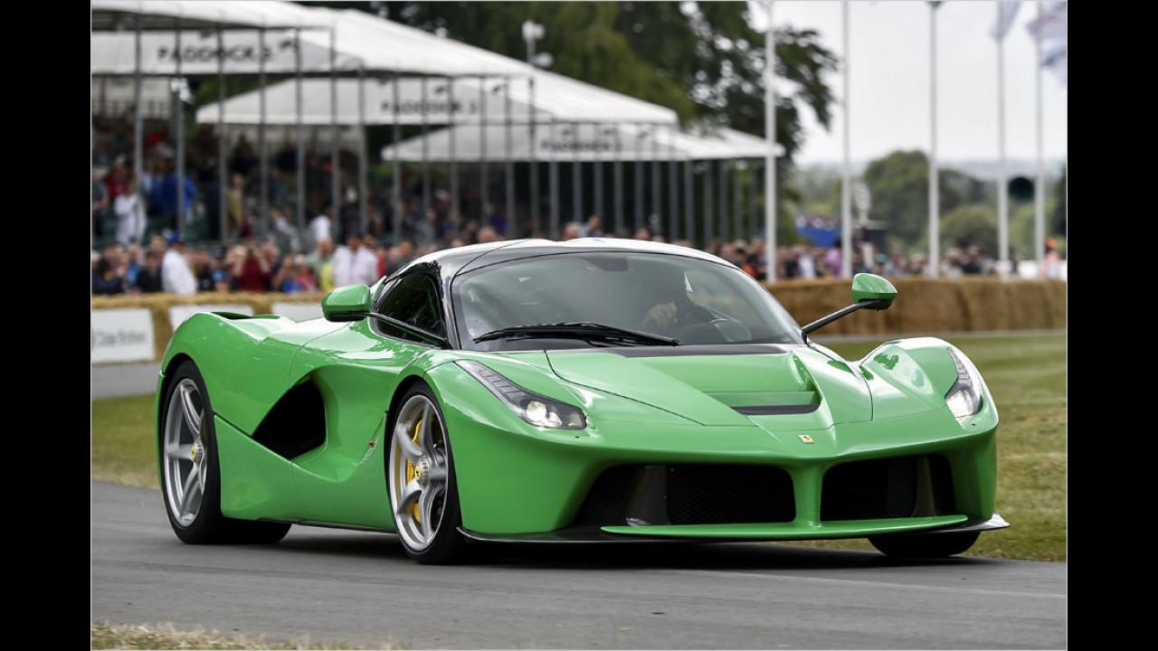 Ferrari LaFerrari: 963 PS