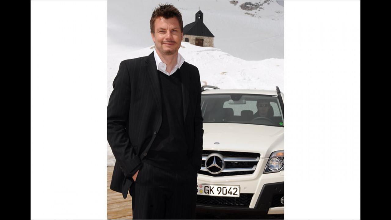 Thomas Helmer: Mercedes GLK