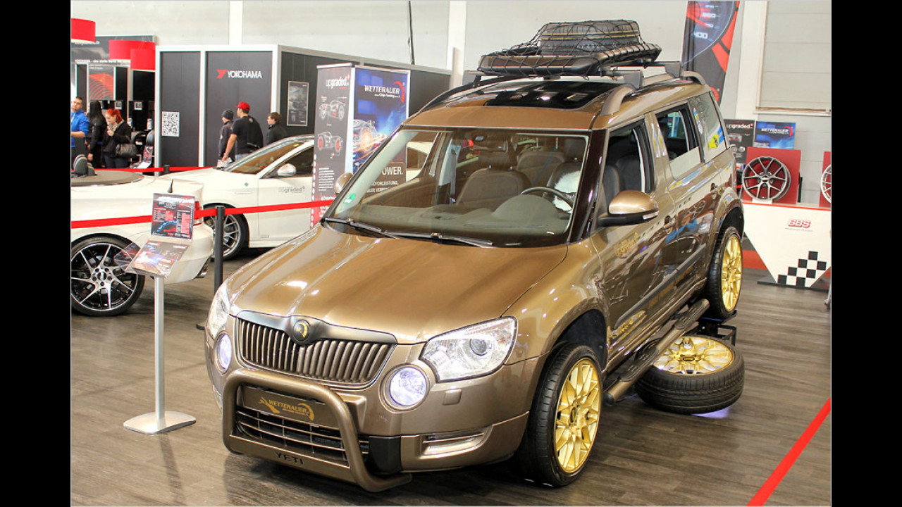 Skoda Yeti 1.8 TSI von upgraded.de by Wetterauer