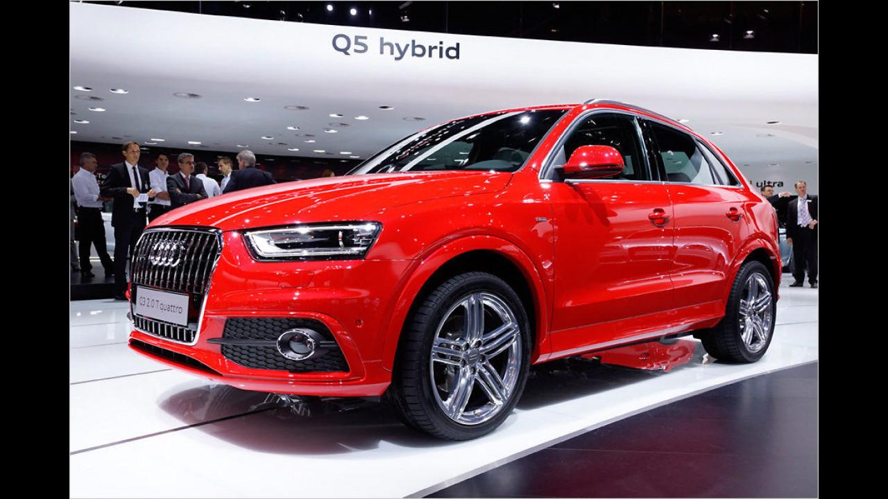 2011: Audi Q3