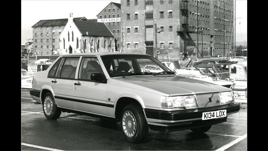 Volvo-Historie: 25 Jahre Volvo 940 und 960