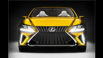Lexus LF-C2: Ausblick