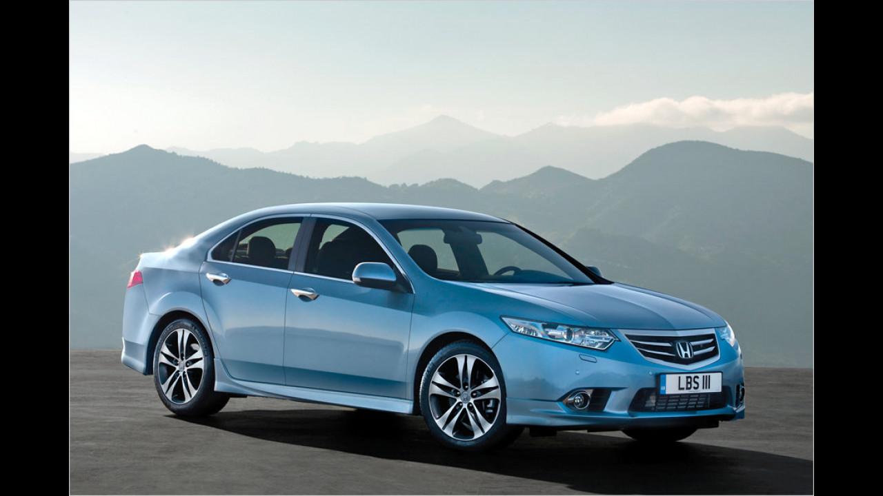 Honda Advantage-Sondermodelle
