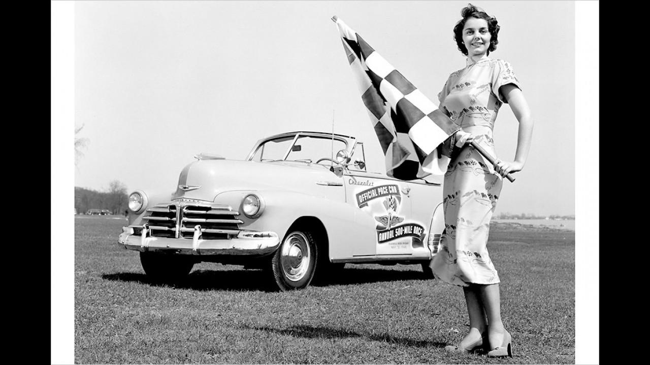Indianapolis 500 1948: Chevrolet