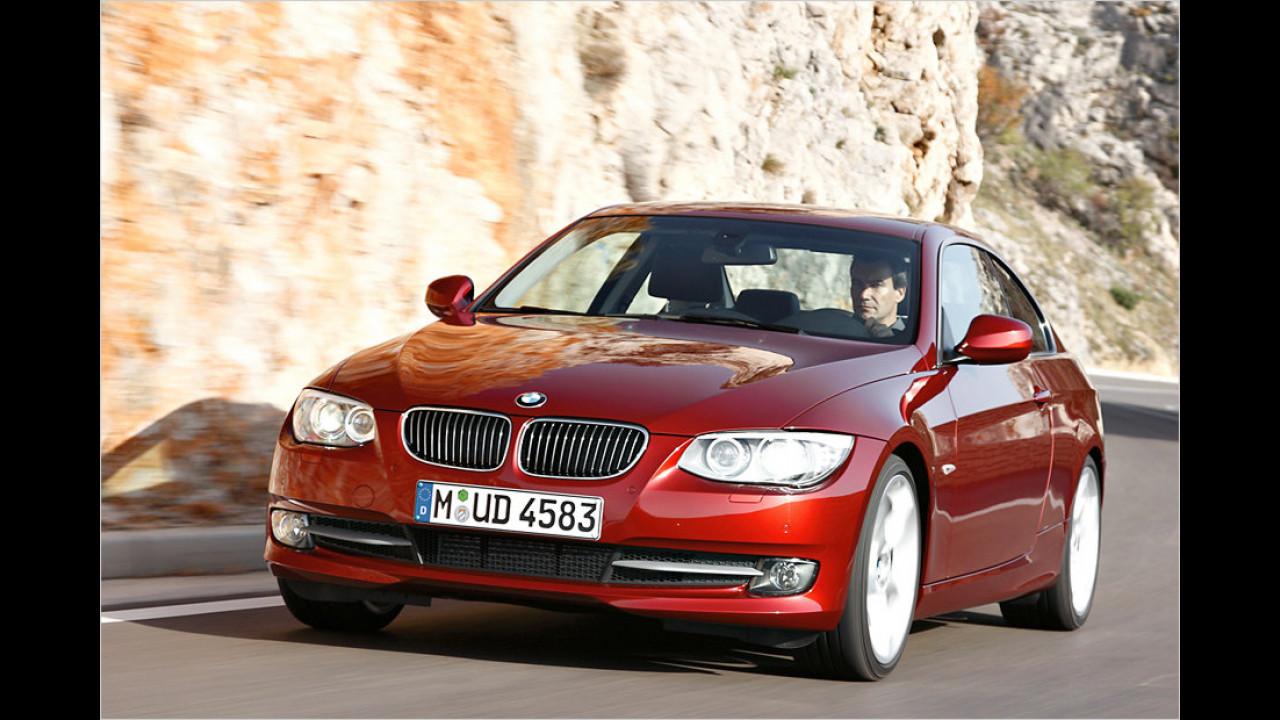 BMW 335i Coupé Sport-Automatic DKG