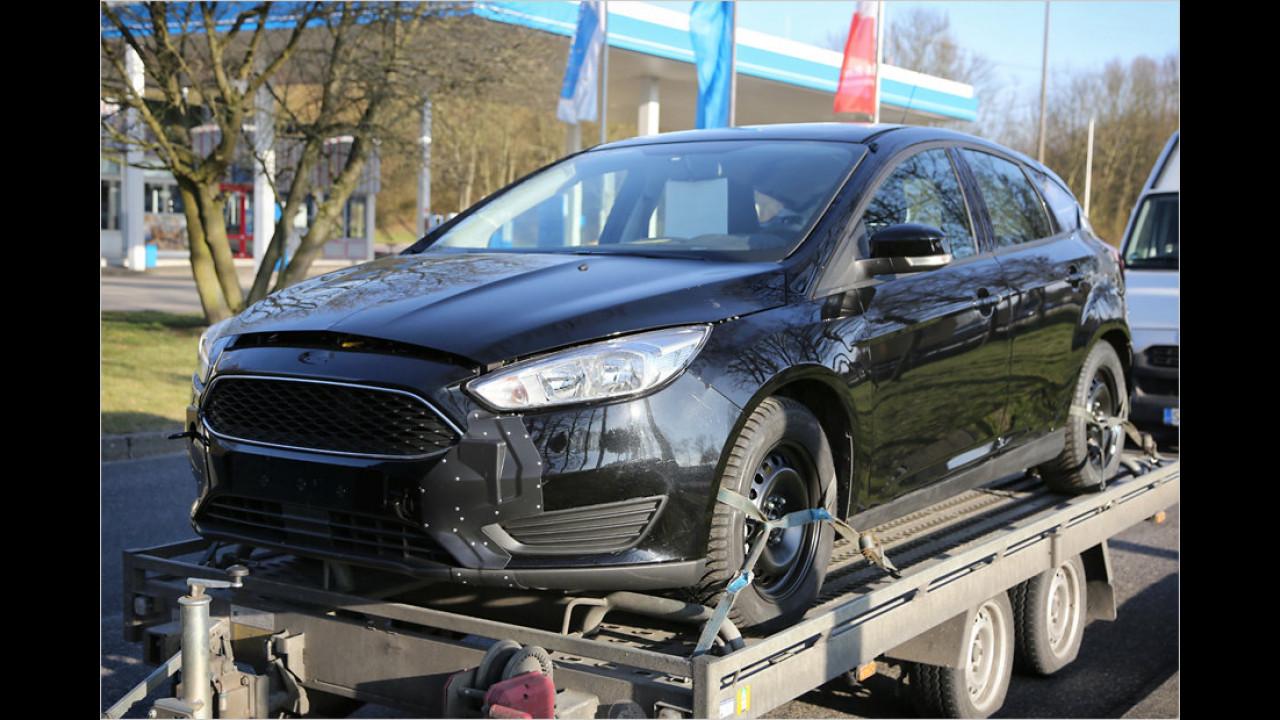 Ford Focus Versuchsträger