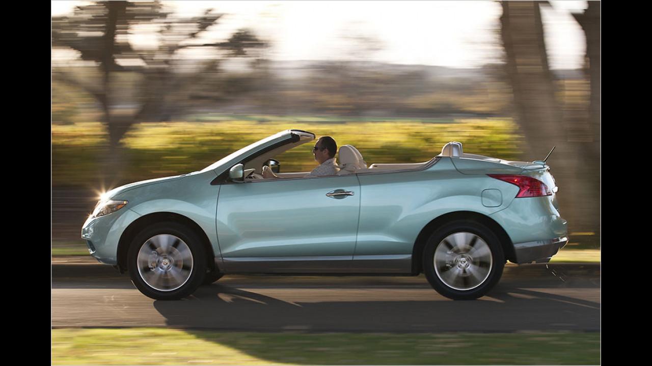 Nissan Murano CrossCabriolet (2011 bis 2015)
