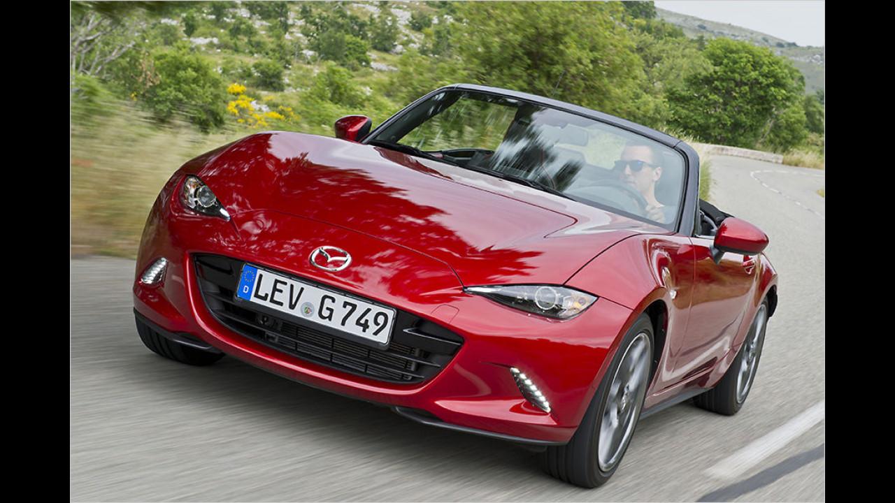 Mazda MX-5: Platz 1 ,World Car of the Year