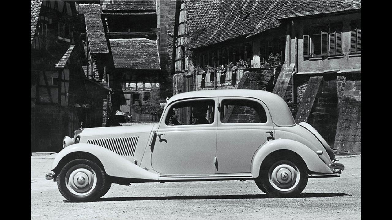 Mercedes 170 V (ab 1947)