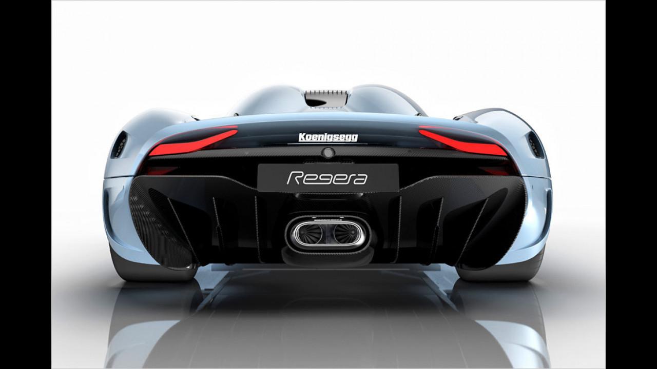 2015: Koenigsegg Regera