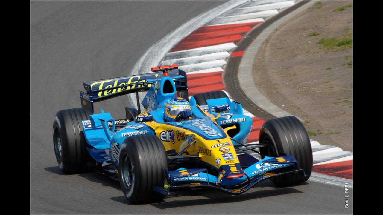 Renault R26 Formel 1 (2006)