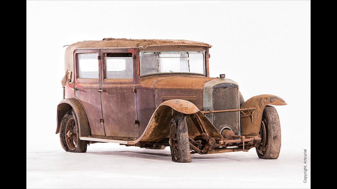Amilcar C8 Limousine (ca. 1930)