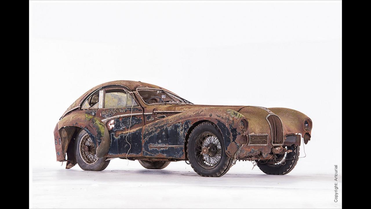 Talbot-Lago T26 Grand Sport SWB von Saoutchik (1949)