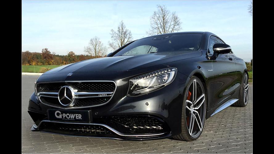 Affäre mit dem Mercedes-Schönling