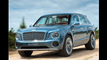 Bentley-SUV kommt