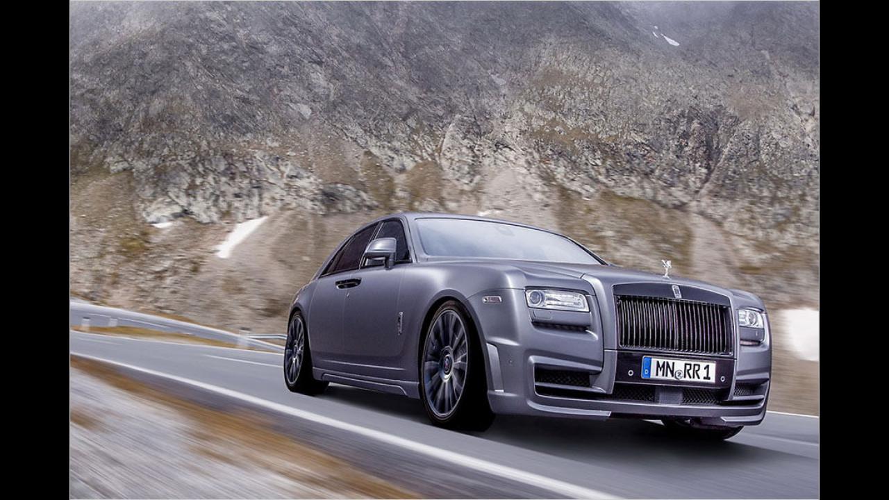 Spofec Rolls-Royce Ghost (2014)