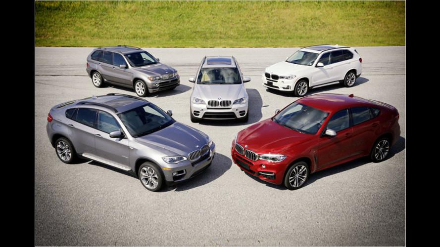 Wie aus dem X5 eine BMW-Modellfamilie wurde