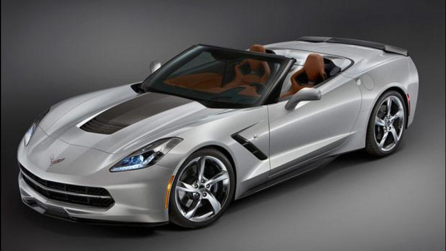 Chevrolet Corvette Stingray Pacific e Atlantic