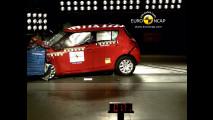 Crash Test Suzuki Swift