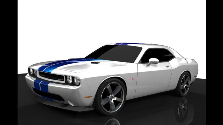 I prezzi della nuova Dodge Challenger SRT8