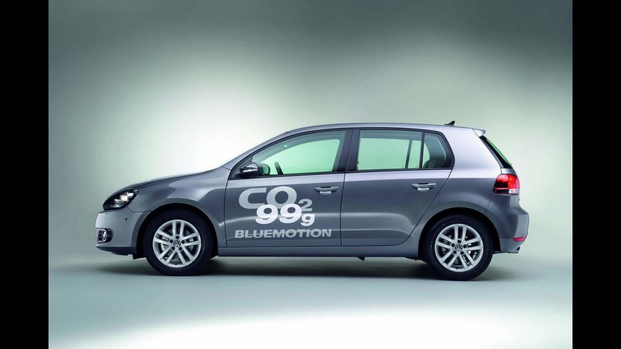 Volkswagen Golf VI BlueMotion