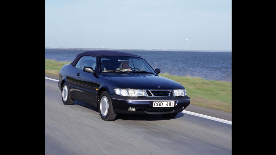 25 anni di Saab Cabrio