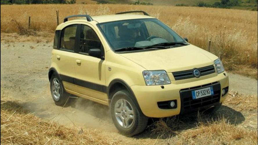 Fiat Panda 4x4 usata, in cerca di buone occasioni