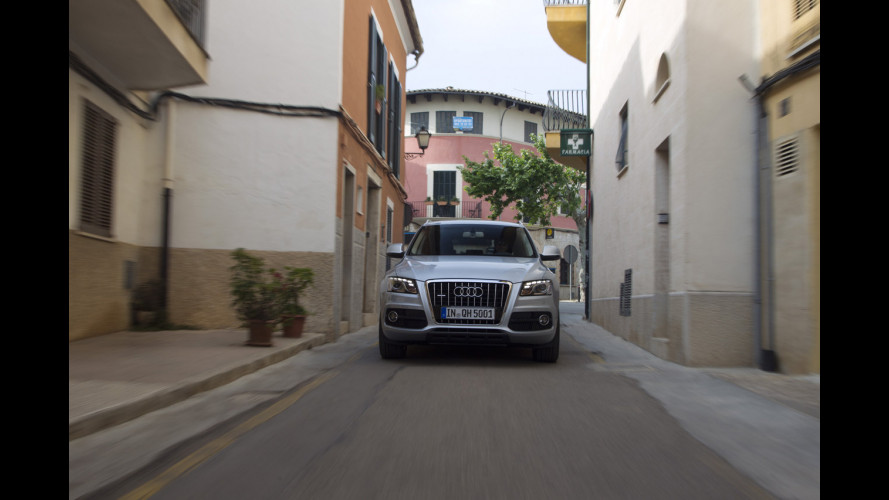 Audi Q5 hybrid quattro, anche Advanced e Advanced Plus