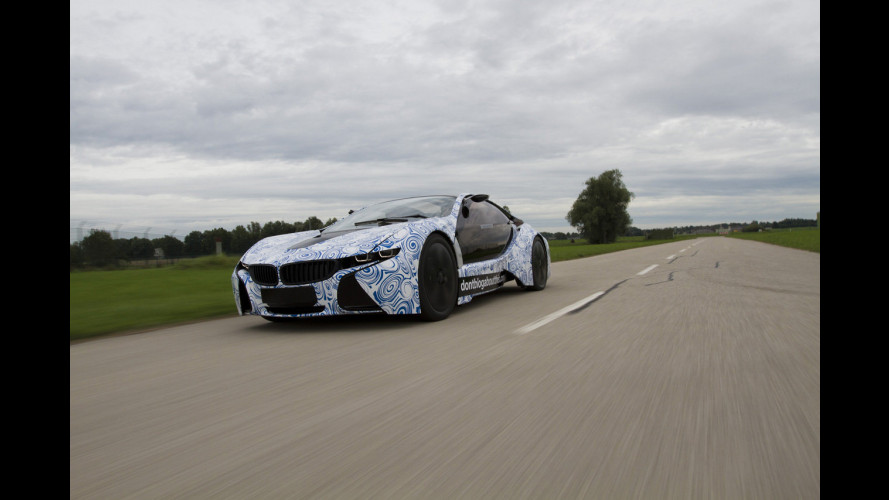 BMW Vision EfficientDynamics: si farà nel 2013
