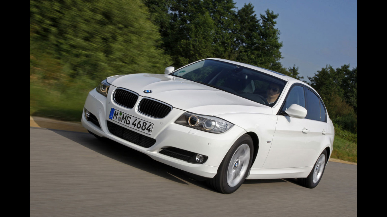 Bmw 320d EfficientDynamics