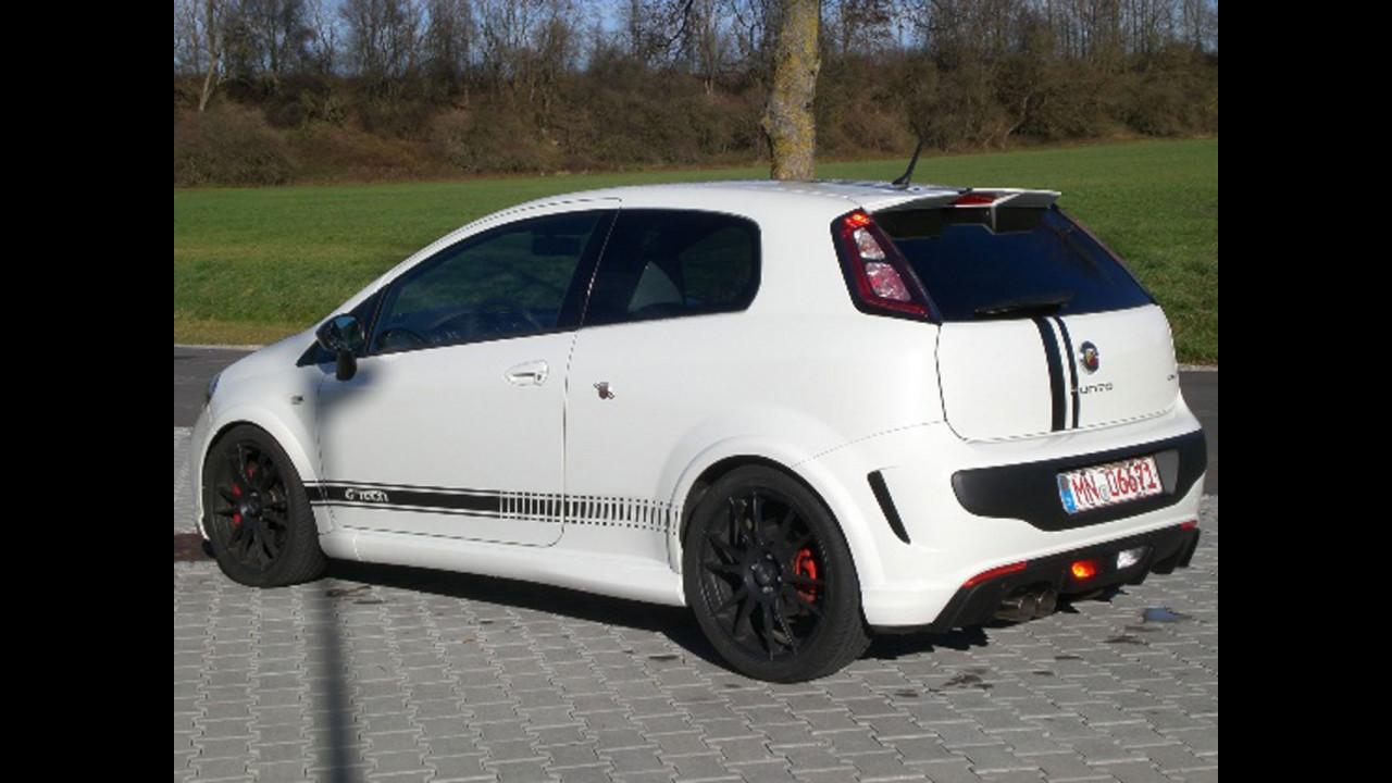 Fiat Grande Punto Abarth G-Tech