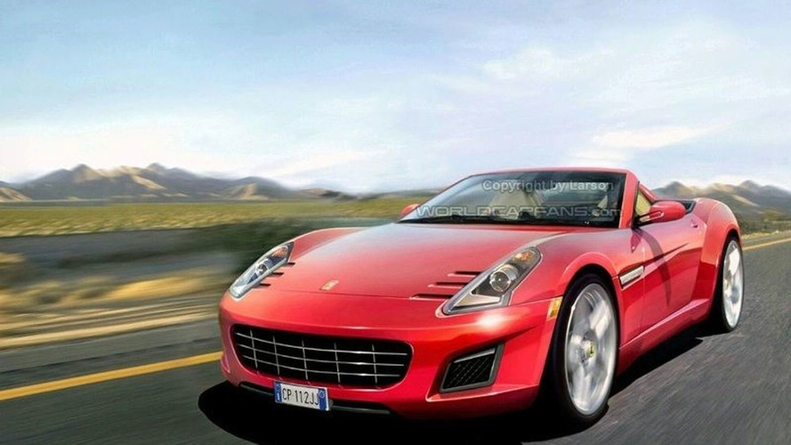 Baby Ferrari Finally Confirmed as Grand Tourer