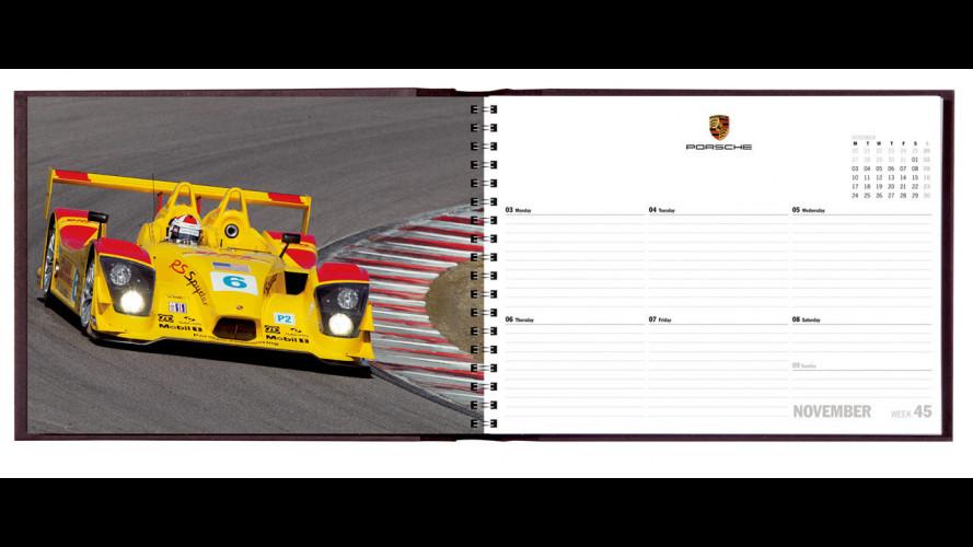 Porsche presenta il suo calendario 2008