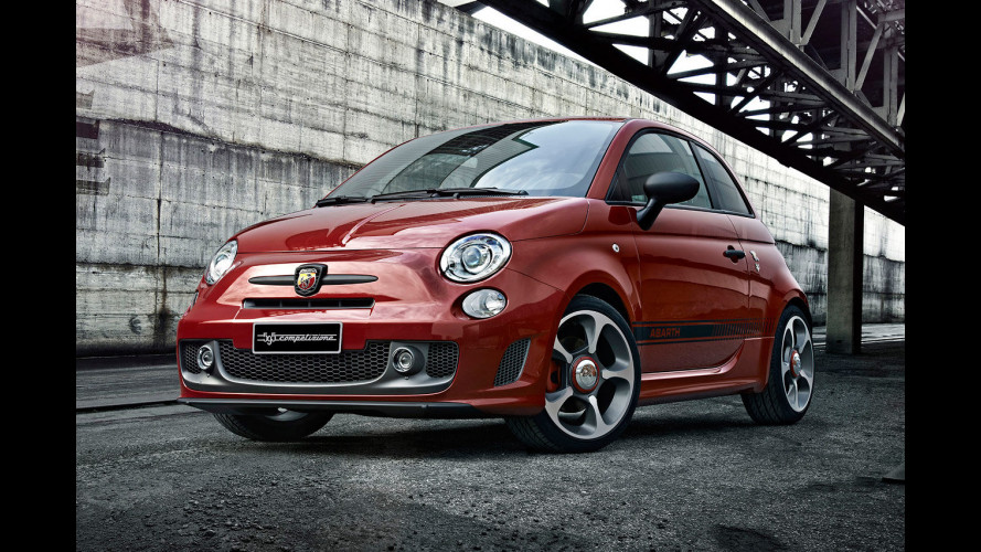 Abarth 500 Model Year 2014, la super-personalizzabile