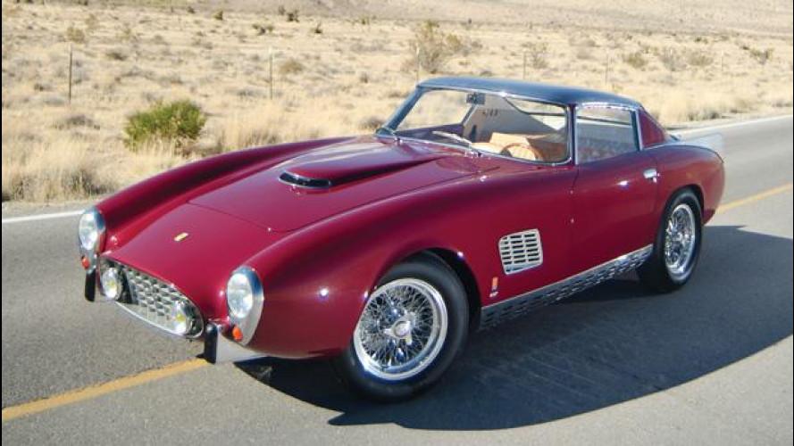 Una Ferrari è meglio del mattone