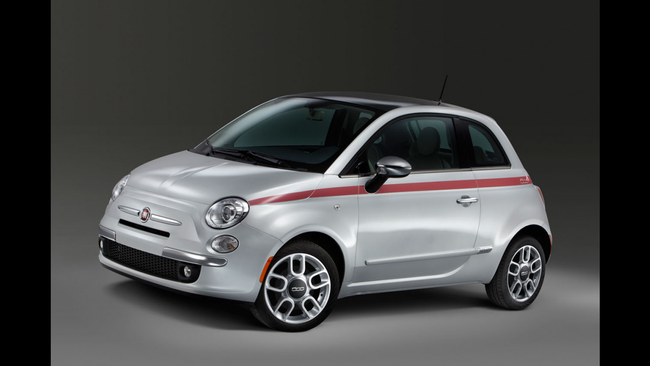 "Fiat 500 ""Pink Ribbon"" Edition"