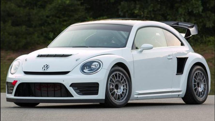 Volkswagen Beetle GRC, Herbie è tornato