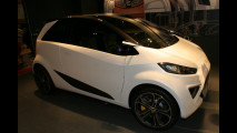 Lotus City Car Concept al Salone di Parigi 2010