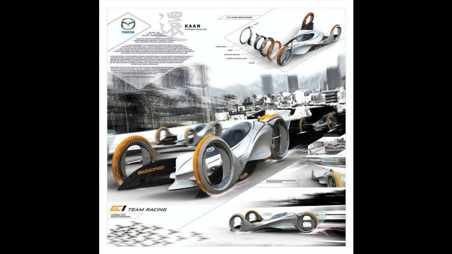 Mazda vince il Los Angeles Design Challenge 2009