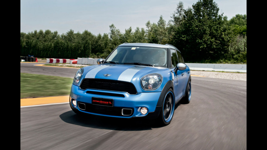 MINI Countryman 150° Anniversario