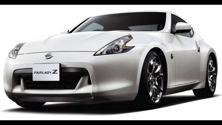 Nissan 370 Z Stylish Package