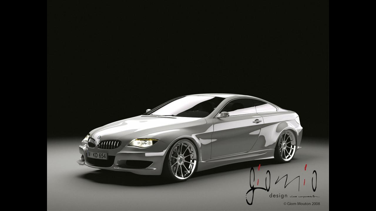 La BMW M6 del 2012? - Copyright by Giom Mouton